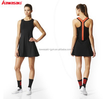 New design tennis sports skirts wholesale custom womens fashionable tennis dress