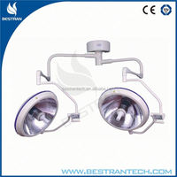 China BT-LED700/700 hospital integral reflection surgical operation lamp, led ot lights operation price