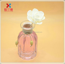 Decorative Natural White Dried Flower lavender fragrance reed diffuser with cheap price