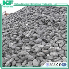 Hot sale 0.6%max sulfur high carbon metallurgical coke specification 120mm