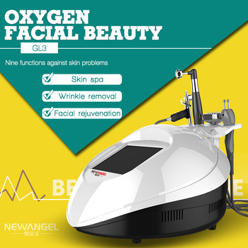 GL3 o2 oxygen therapy system portable oxygen facial machine