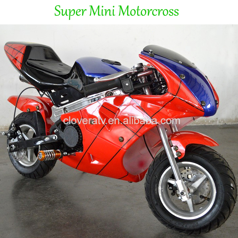 Low Cost Kids Super Motorcyce 49cc Pocket bike for Sales