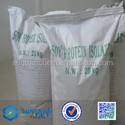 Supply best price soy protein isolate 90% in bulk soy isolate protein