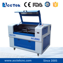 China factory Paper Laser engraver machine 6090/laser paper cutter for sales