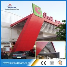 Advertising material Composite Plastic PVC sheets