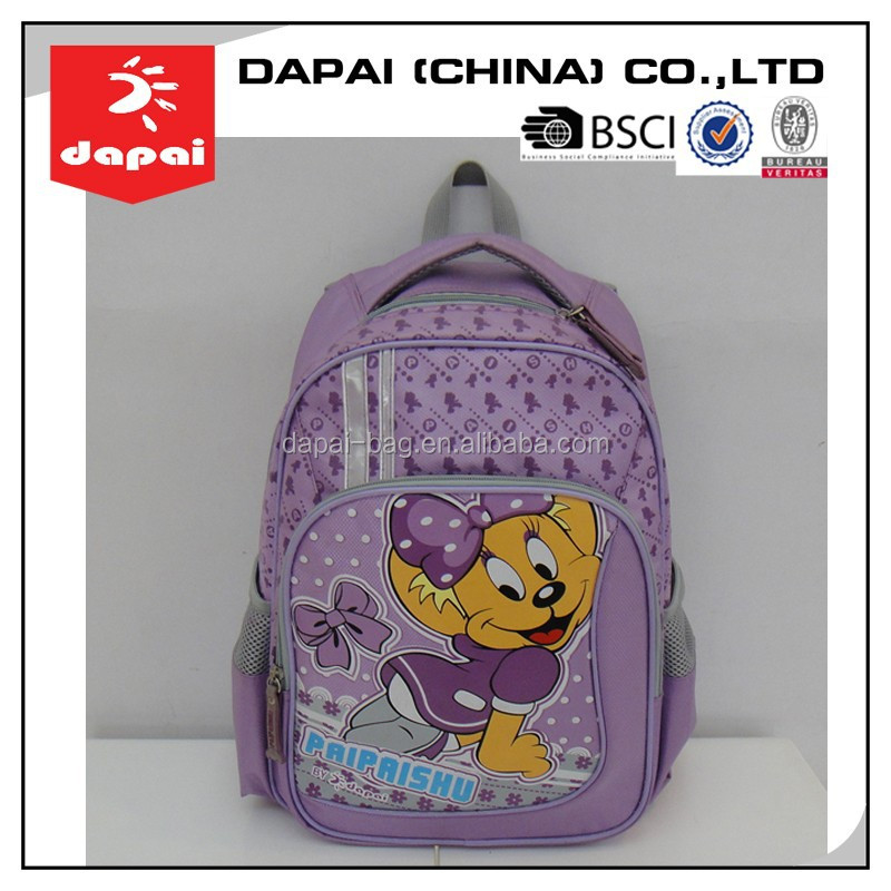 Kindergarten Backpack School,Cute Kid School Bag