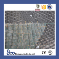 Ultrasonic Cellweb For Slope Pavers Slope Protection Geocell