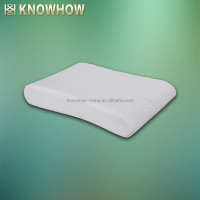Mahjong Shape Relax Pillow Natural Latex Pillow Removable Cover