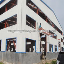 chinese steel building warehouse style house plans low-cost pre-made warehouse