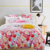 China bed linen factory geometry design bedding top selling bedding