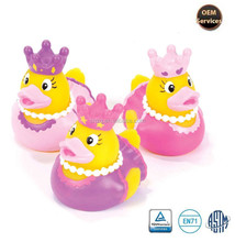 Princess Fairy Funny Rubber Duck Duckies Toys