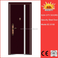 Wrought iron door main gate designs for grills home SC-S106