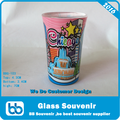 Ceramic Shaped Shot Glass, Sublimation Cup, Coating Ceramic Shot Glass