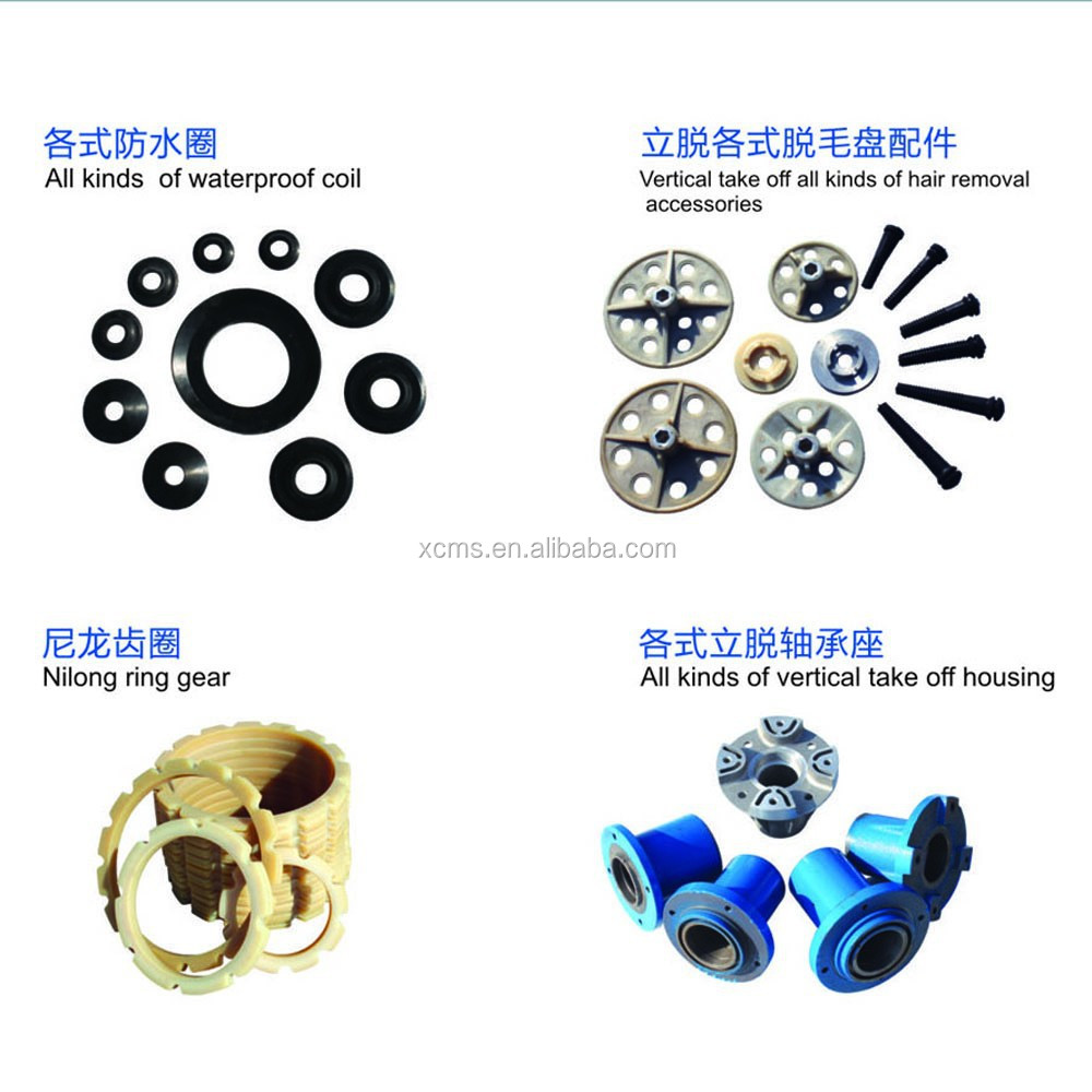 POULTRY SLAUGHTER MACHINE(spare part)/plucker spare part/depilation spare part