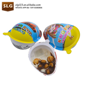 8g small size fashion girl toy sweet chocolate surprise egg