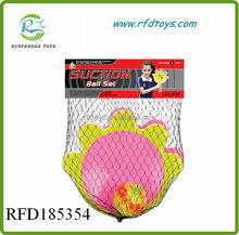 Promotional toys catch ball suction ball toy