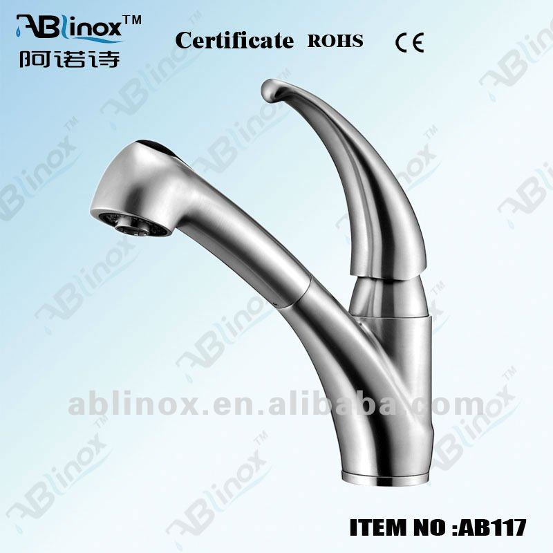 ABL Bathroom stainless steel faucet AB117