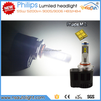 9005 9006 HB3 HB4 Motorcycle/Car LED Headlight Kit 55w 5200lm