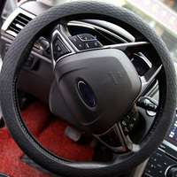 China Manufactory welcome OEM/ODM order PU/PVC material CAR STEERING WHEEL COVER