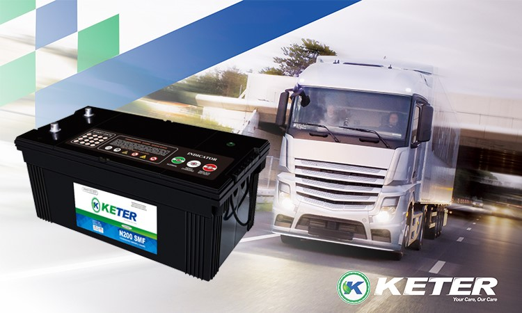 55d23l car battery SMF battery Keter brand used car batteries for sale
