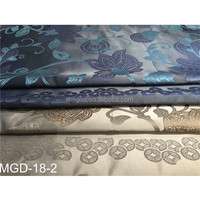 High density jacquard upholstery fabric
