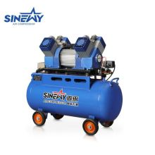 Energy saving space saving american industrial air compressor