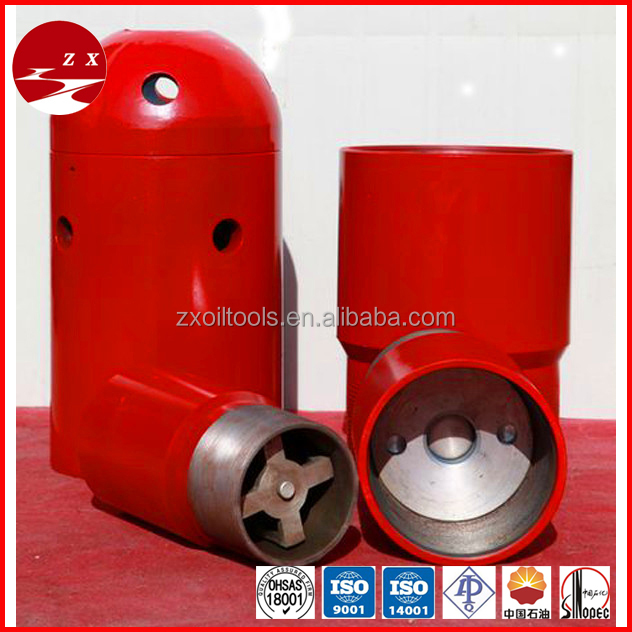 API 10 D Cement tool stab-in casing float shoe and float collar For Oilfield