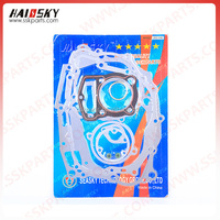 Factory direct selling motorcycle spare parts cylinder head gasket for motorcycle gasket sets