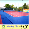 New Design 100% PP Removable High Strength Manufacturer Direct Sale pp Interlocking Sports Flooring Outdoor For Badminton