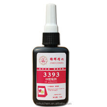 High strength UV cure acrylic adhesive 3393