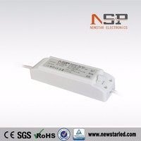 NSP43-C9500B4-HN01 Color Temperature Changing and Dimming 43W LED Driver / LED power supply