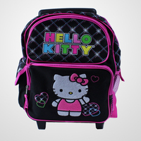 Hello Kitty Luggage Bag For School Travel Daycare Sleepovers and more