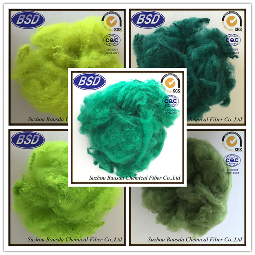 1.4dtex polyester staple fiber china supplier for wholesale