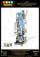 Vertical filling and sealing packing machine for Snacks Products