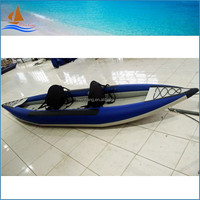 Cheap ocean inflatable kayak pvc for sale with CE!