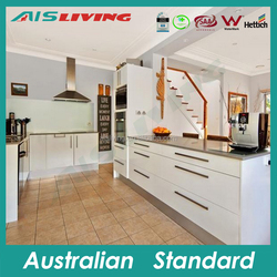 AIS LIVING stainless steel kitchen cabinet plate rack diy kitchen cabinet