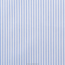 Luthai hot sale 100% cotton dobby weave stripe fabric for shirt wit 60s*80s 220*120 ready stock