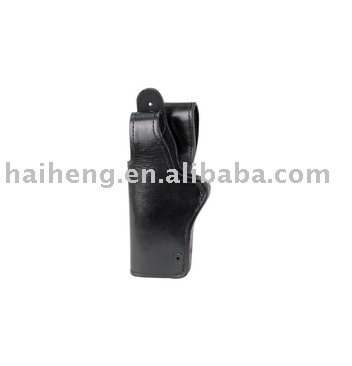 Leather duty pistol holster &sheath HH06289 pistol sheath