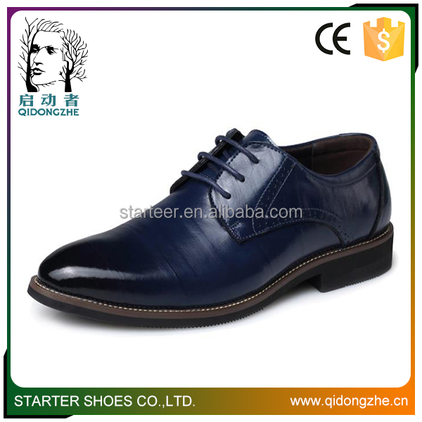 Wholesale casual shoes comfortable men leather casual shoes