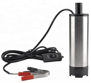 DC12V/24V submersible pump 1.5 inches water pump bilge pump transfer sea water