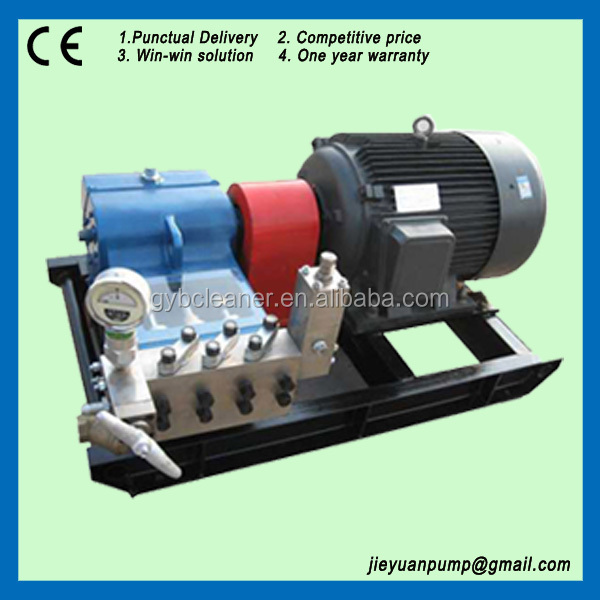 high pressure cleaning pump hydro test pump