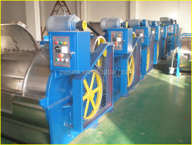 Laundry Equipment Clothes / Industrial Dehydrating And Drying Machine /Industry Wool Dryer Equipment