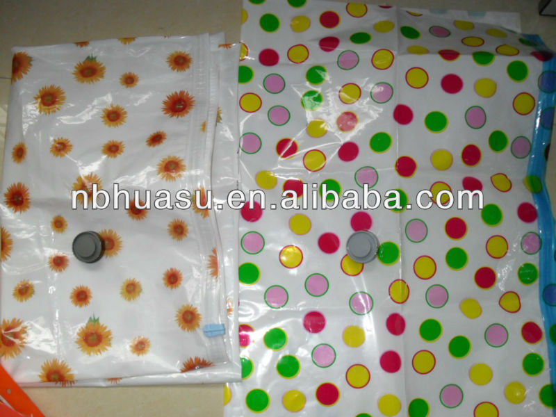 resealable vacuum bags with double zippers