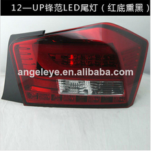 Para <span class=keywords><strong>honda</strong></span> 2012-2013 año para ciudad tira de led rear light color rojo