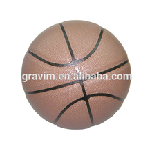 PVC Leather laminated customize your own basketball