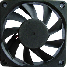 12v 80X80X10mm DC Brushless Fan with Approvals