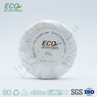 Pleat Wrapped 20gm Brand Name Toilet Soaps For Hotels