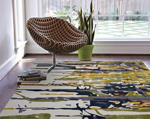 Low Cost Eco-Friendly Anti-Skid Modern Handmade Carpet