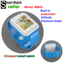 New smart watch 2015/MaPan MW03 New Arrival Android Smart Watch 2014 with Watch Phone Android 4.4 wifi BT Smartwatch