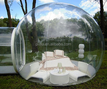 Hot ! ! Good Quality Popular Inflatable Tent Price/Clear Bubble Tent Inflatable